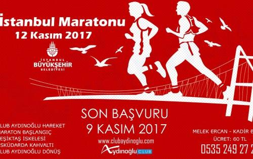 Maratona Gidiyoruz !