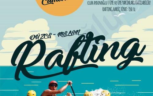 Rafting'e Gidiyoruz! (28 Nisan)